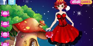 Mushroom Ville Pixie