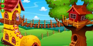 Hra - Baby Hazel Tree House