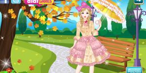 Autumn Lolita Princess
