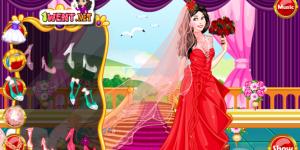 Cinderella Wedding Prep Games