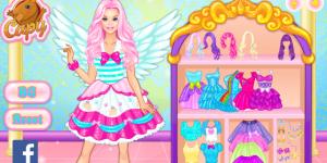 Barbie My Little Pony Glittery Costumes