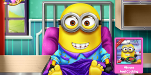 Hra - Minion Hospital Recovery