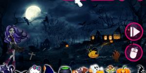 Hra - Spectra Vondergeist Hidden Halloween