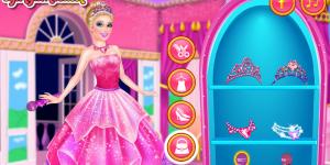Barbie Princess vs. Popstar