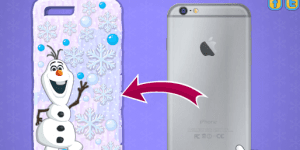 Frozen Iphone Case Designer