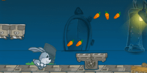 Rabbit Planet Escape!