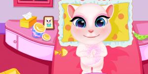 Baby Angela Bedtime