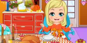 Baby Girl Thanksgiving