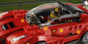 Lego Car Hidden Tires