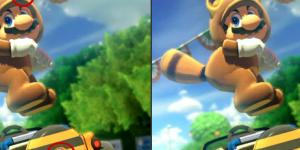 Hra - Mario Car Differences