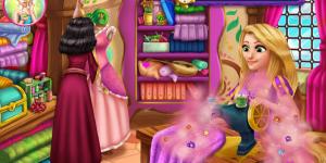 Hra - Rapunzel Design Rivals