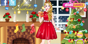 Dress Up For Christmas