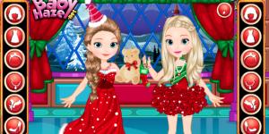 Sofia Christmas Date With Amber