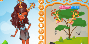Ever After High Dragon Games Deerla