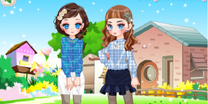 Hra - Countryroad Dress Up 2