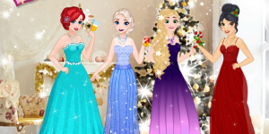 Hra - Disney Princess Glittery Party