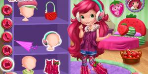 Hra - Strawberry Shortcake Fashion