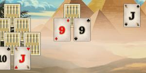 Hra - 3 Pyramid Tripeaks 2