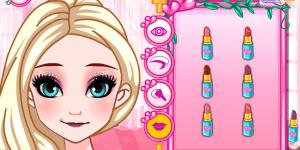 Hra - Frozen Sisters Valentine Date