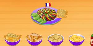 Hra - Ratatouille: Sara's Cooking Class