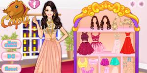 Barbie Mix And Match 2 Piece Dress