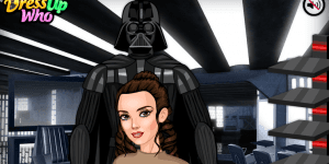 Hra - Darth Vader Hair Salon