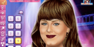 Adele True Make up