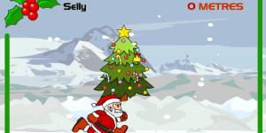 Hra - Run Santa