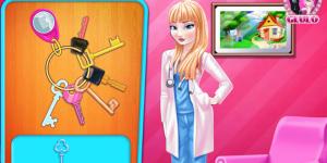 Hra - Doctor Elsa Taking Care of Anna