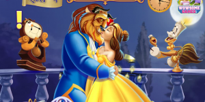Hra - Beauty and the Beast Kissing