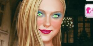 Hra - Dakota Fanning True Make Up