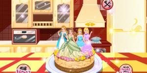 Hra - Princess Cake Maker
