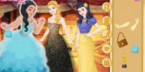 Hra - Barbie and Princesses Oscar Ceremony