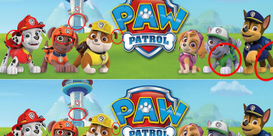 Hra - Paws Differences