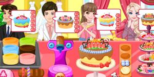 Hra - Wedding Cake Factory