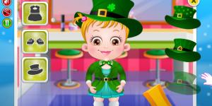 Hra - Baby Hazel St. Patricks Day
