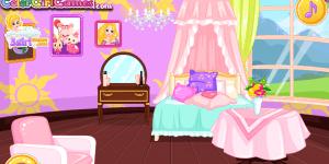 Rapunzel Modern Room Makeover