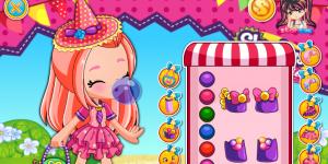 Shopkins Shoppies Bubbleisha Dress Up