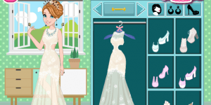 Hra - Frozen Sisters Wedding Party