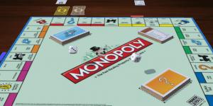Hra - Monopoly