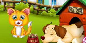 Hra - Naughty Kitty Slacking