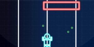 Hra - Neon Hero
