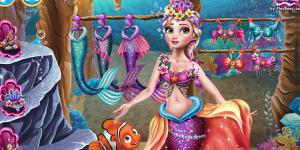 Eliza Mermaid And Nemo Ocean Adventure