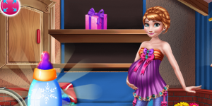 Pregnant Princess Special Gifts