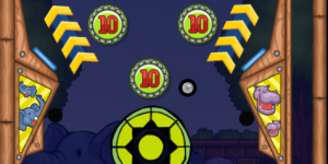 Hra - ZOO Pinball