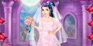 Princess Belle Ball Dress Up