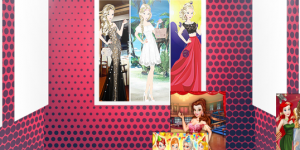 Princesses Open Art Gallery