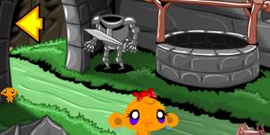 Hra - Monkey Go Happy Stage 37