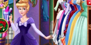 Hra - Cinderella's Closet
