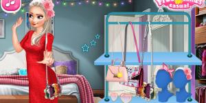 Fashion Princesses and Balloon Festival
